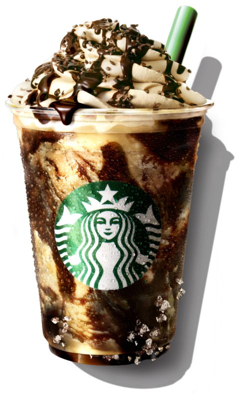 Good things to get from starbucks