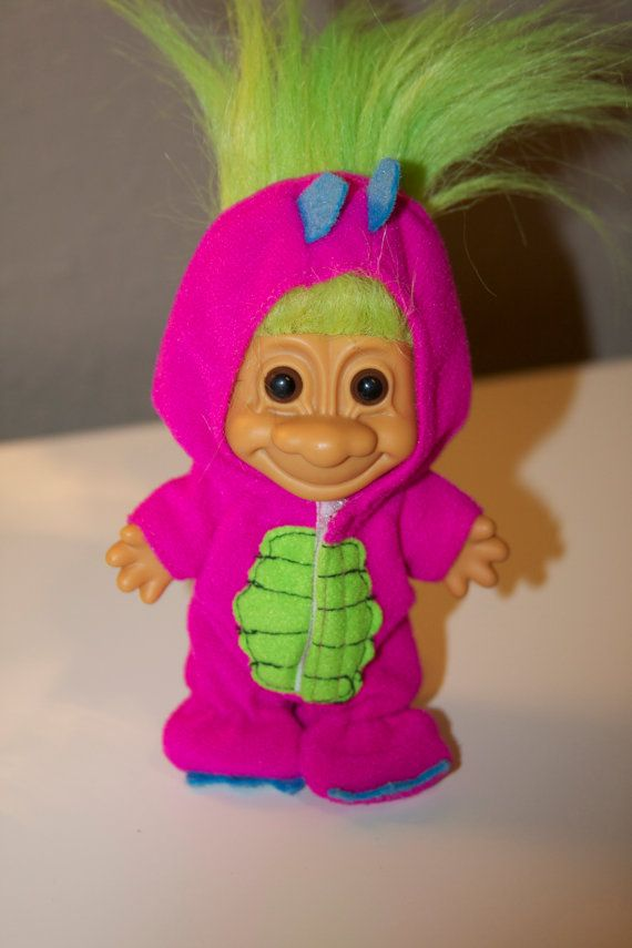 Barbie book cabbage doll troll vintage