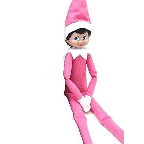 LAURISSA CHAVEZ Elf on The Shelf Plush Dolls