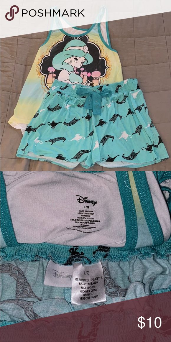 Disney Princess Jasmine PJ's Disney Princess Jasmine PJ's