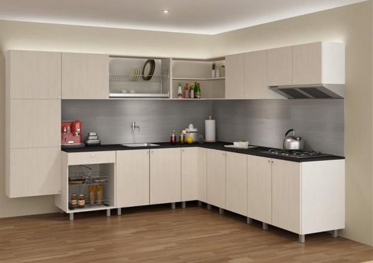 Excellent Cherry Wood Cabinets Kitchen (With images ...