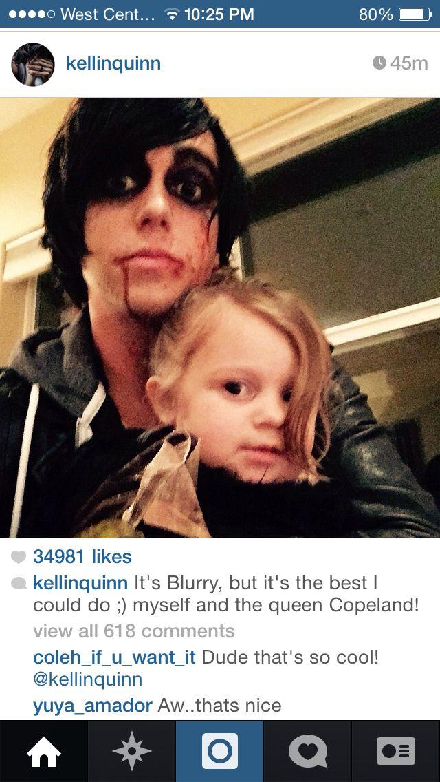 Kellin Quinn And Copeland 2014 31 best Katelyn...