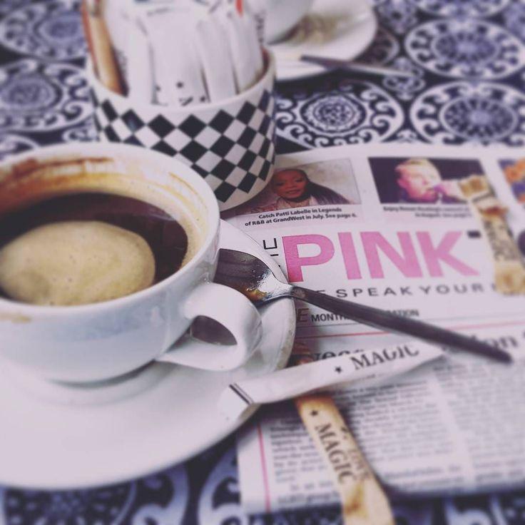 Morning breakfast on Devil's Peak Cape Town #tablemountain #capetown