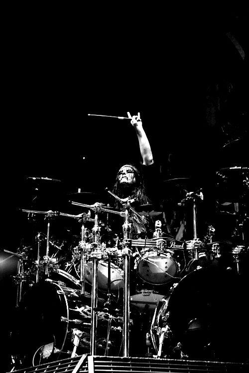 Joey Jordison - Slipknot