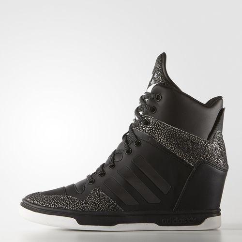 adidas Attitude Up Shoes - Black | adidas Australia