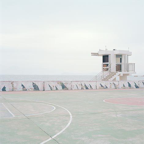 """court 9 - hong kong 2010"" Archival Inkjet print by New York based photographer Ward Roberts #UpriseArt"
