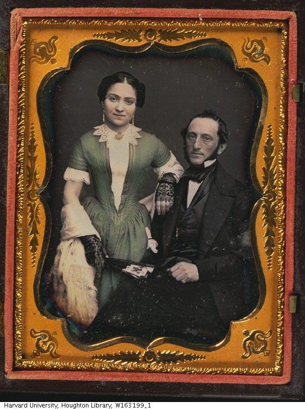 Dating daguerreotype cases