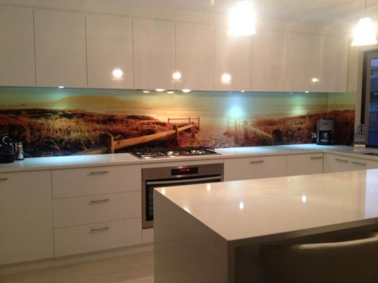 25 Best Ideas About Glass Splashbacks For Kitchens On Pinterest Beach Style Kids Lighting