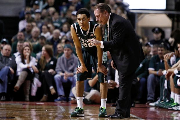 No. 5 Michigan State uses Keith Appling-fueled late run to outlast Oakland in 67-63 win | MLive.com