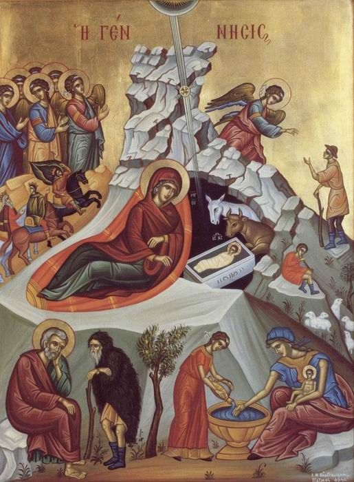 "The Nativity of Christ, or ""Christmas"""