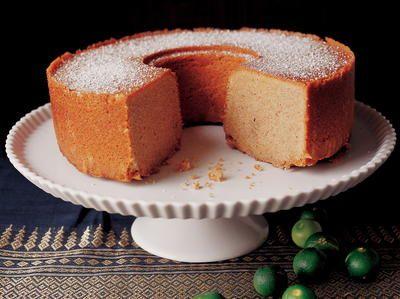 Cinnamon Butter Cake Recipe