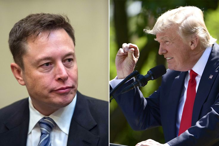 Elon Musk quits as Trump advisor after Paris climate deal decision ~ Of course he did since sales of the tax subsidized Tesla automobile are fueled by global warming hype.