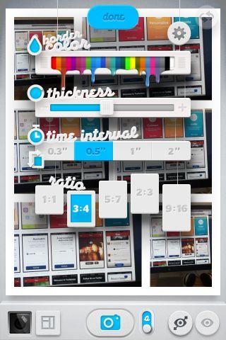 cool interface