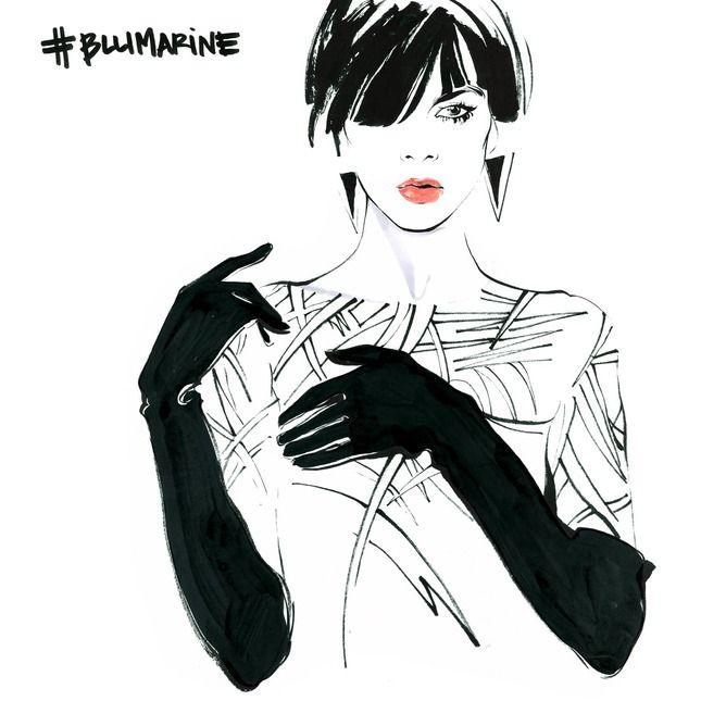 Алена Лавдовская специально для Vogue.ru зарисовала самые яркие моменты показов Недели моды в Милане сезона осень-зима 2015http://www.vogue.ru/fashion/favourites-of-vogue/Zolotaya_ocen/