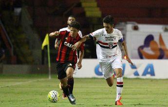 São Paulo vence Sport novamente e vai à final da Copa do Brasil sub-20