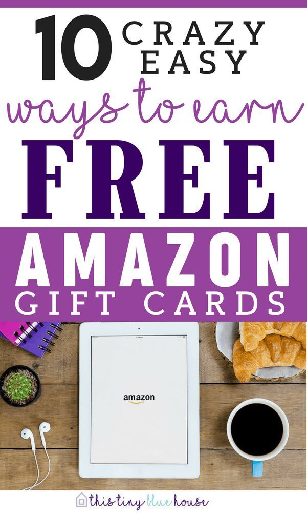 10 Best Ways To Earn Free Amazon Gift Cards In 2021 Amazon Gift Card Free Free Amazon Products Amazon Gifts