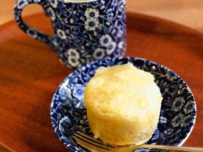 レンジで5分!マグカップで作るヨーグルト蒸しパン [簡単お菓子レシピ] All About