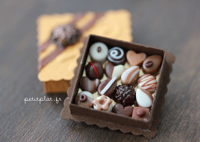 Chocolate and Pralines - 4 by ~PetitPlat on deviantART