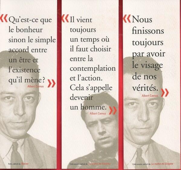 Albert Camus (quotes