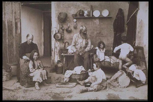 Retratos de familia a través de la pintura española