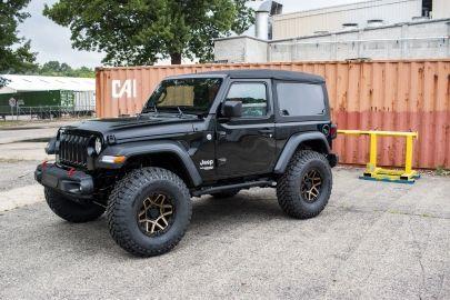 Jeep Wrangler Lifted >> Jeep Rock Sliders | Classic | 2 Door Jeep Wrangler JL ...