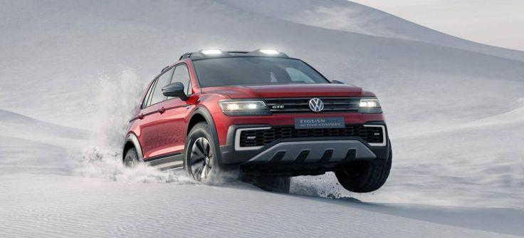 Contacto Volkswagen Tiguan 2.0 TSI 180 CV Sport R-Line: deportividad en clave SUV - Diariomotor