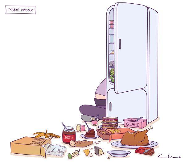 Je mange pour deux ! par Céline Théraulaz sur Guide Maman Bébé