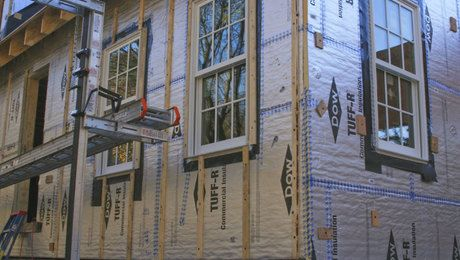 Does Rigid Foam Insulation Trap Moisture in the Walls?