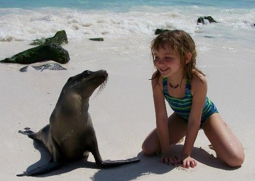 The Galapagos is great for everyone!