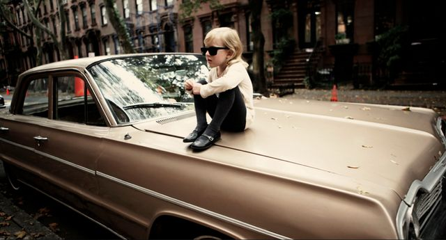 .Hipster, Little Girls, Fashion, Schools, Kids Photography, Children, Future Kids, Old Cars, Photography Kids