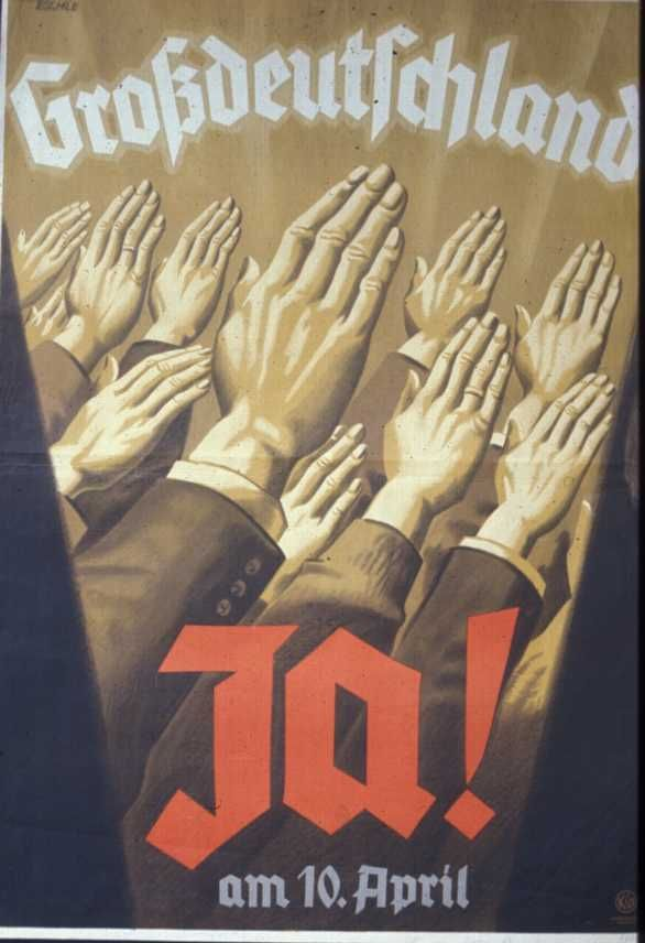 education and propaganda in nazi germany From the 1920s onwards, the nazi party targeted german youth as a special audience for its propaganda messages these messages emphasized that the party was a movement of youth: dynamic, resilient, forward-looking, and hopeful.
