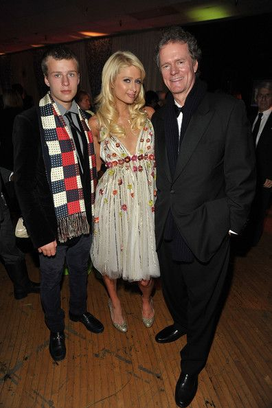 That dress!!! Rick Hilton Barron Hilton Photos: 35th Annual People's Choice Awards - After Party