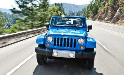 2012 Jeep Wrangler Sahara 4x4 Manual Review