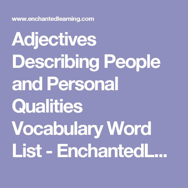 25+ best ideas about Personal qualities on Pinterest | Personality ...