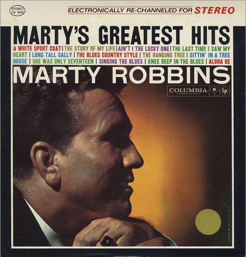 Marty Robbins - It's A Sin