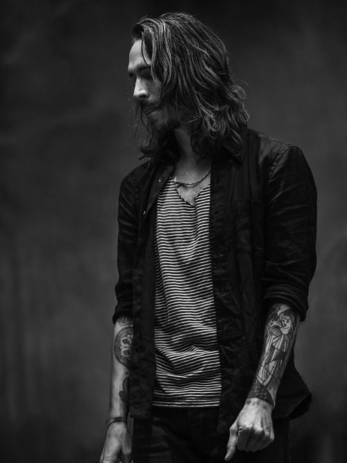 andreyboyk:      Brandon Boyd of INCUBUS by me