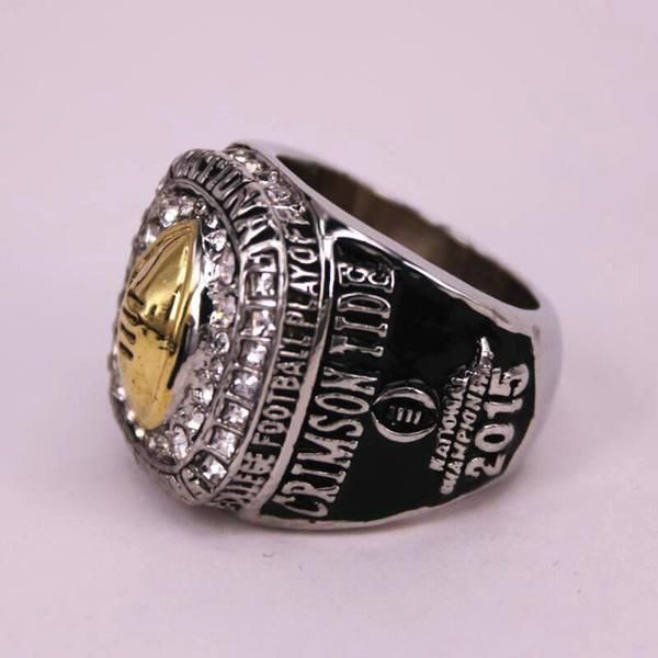 Alabama Crimson Tide Football National Championship Ring – Best Funny Store