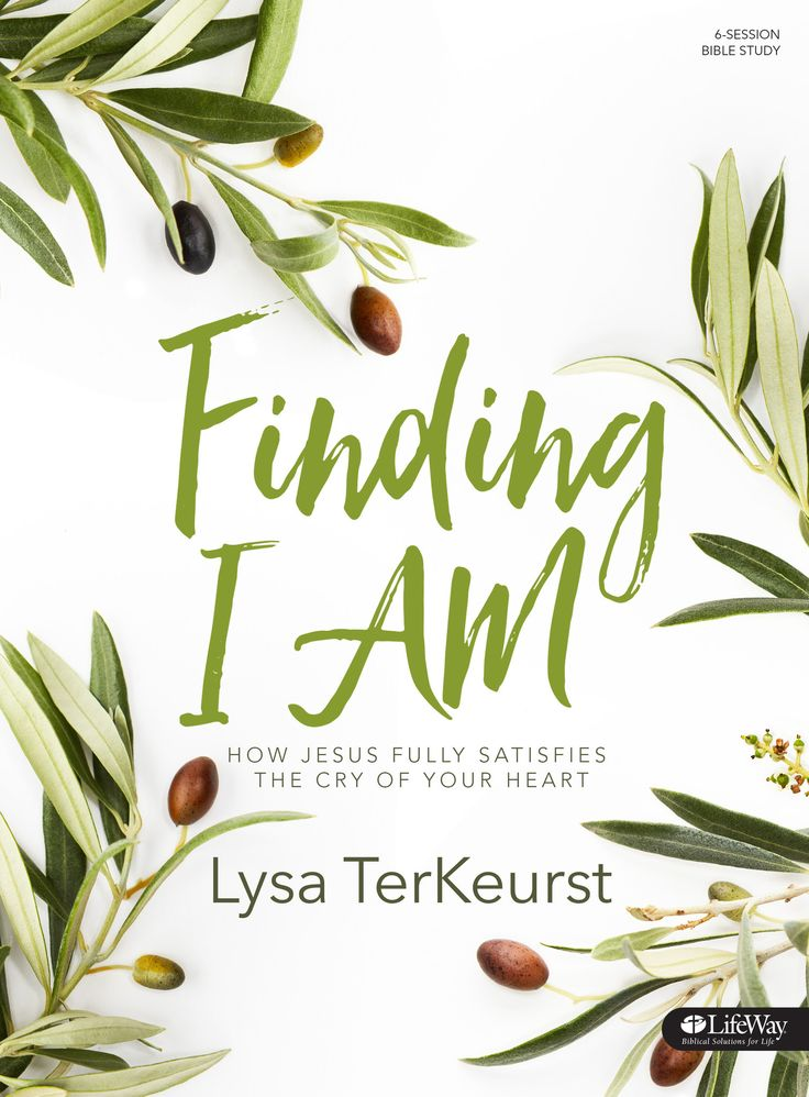 Finding I AM Bible Study Book – P31 Bookstore