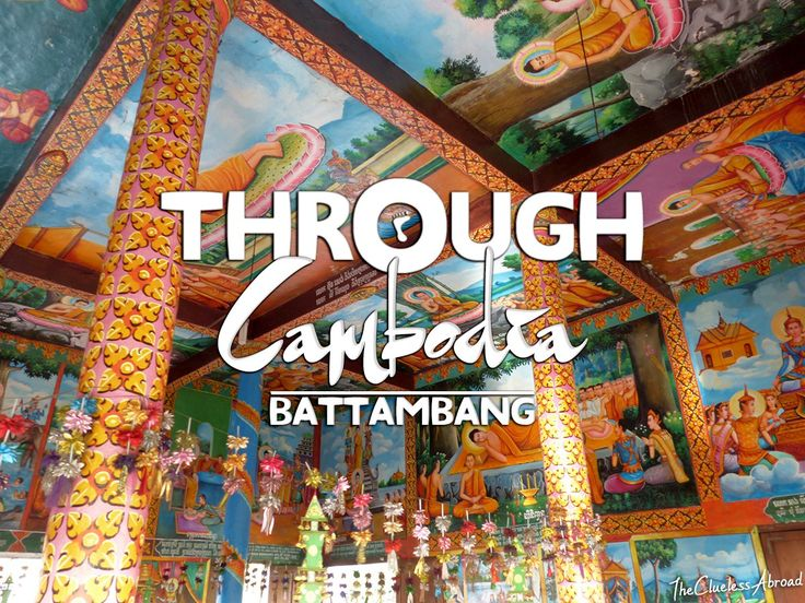Wanna know what to do in Battambang? Here's your answer! There's much more to this city than it seems.