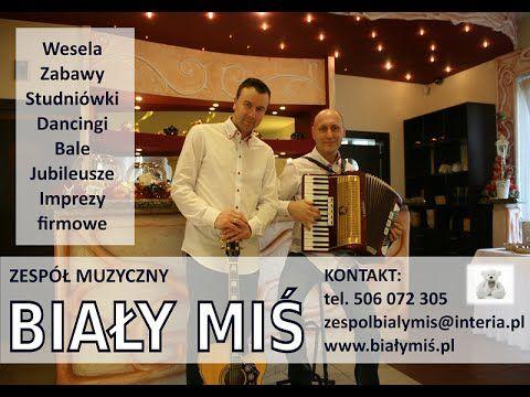 NASZA NOC cover PLAYBOYS ZESPÓŁ BIAŁY MIŚ Zawiercie www.białymiś.pl