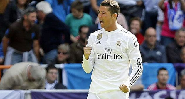 Cristiano Ronaldo heads into the Champions League derby on perfect form. His morale could not be higher, he has given his goalscoring figures a significant boost and his aim is right on cue.  The 30-year-old netted his seventh goal in six days against Eibar, scoring what used to be one of his specialties: a direct free-kick.