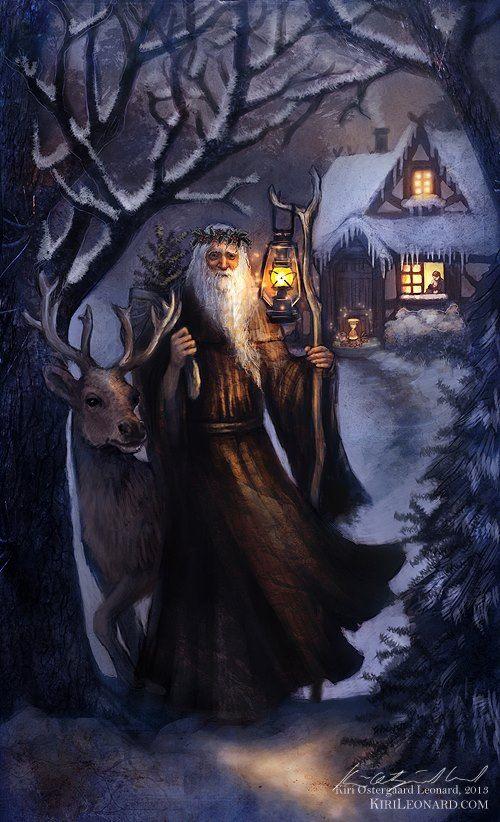 Christmas Tree Meaning Pagan
