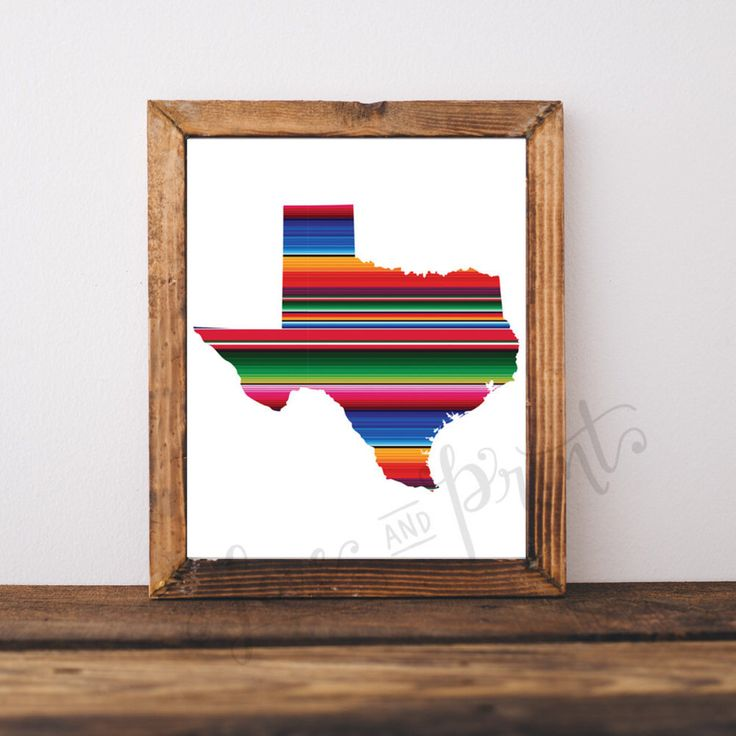 Serape Texas Print, Mexican Blanket Texas, Serap, Texas Art, Texas Decor, Southwestern Texas, Authentic, Instant Download by LoveandPrint on Etsy https://www.etsy.com/listing/275620094/serape-texas-print-mexican-blanket-texas