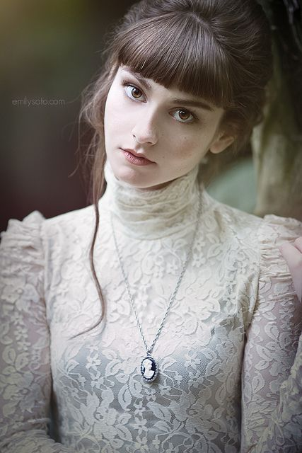 Victoria by Emily Soto, via Flickr