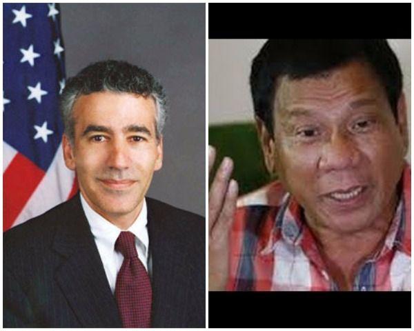 Duterte Latest News: PH President Calls US Ambassador 'Gay Son Of A Whore' - http://www.morningledger.com/duterte-latest-news-ph-president-calls-us-ambassador-gay-son-of-a-whore/1391515/