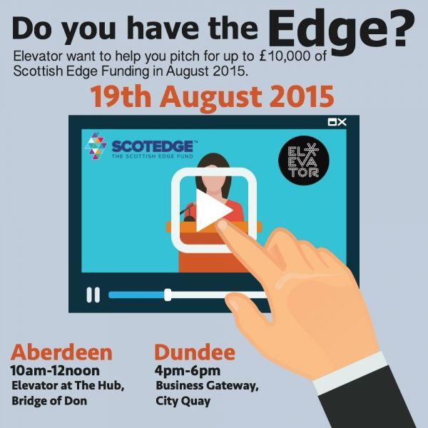 Scottish Edge Pitch Training Elevator