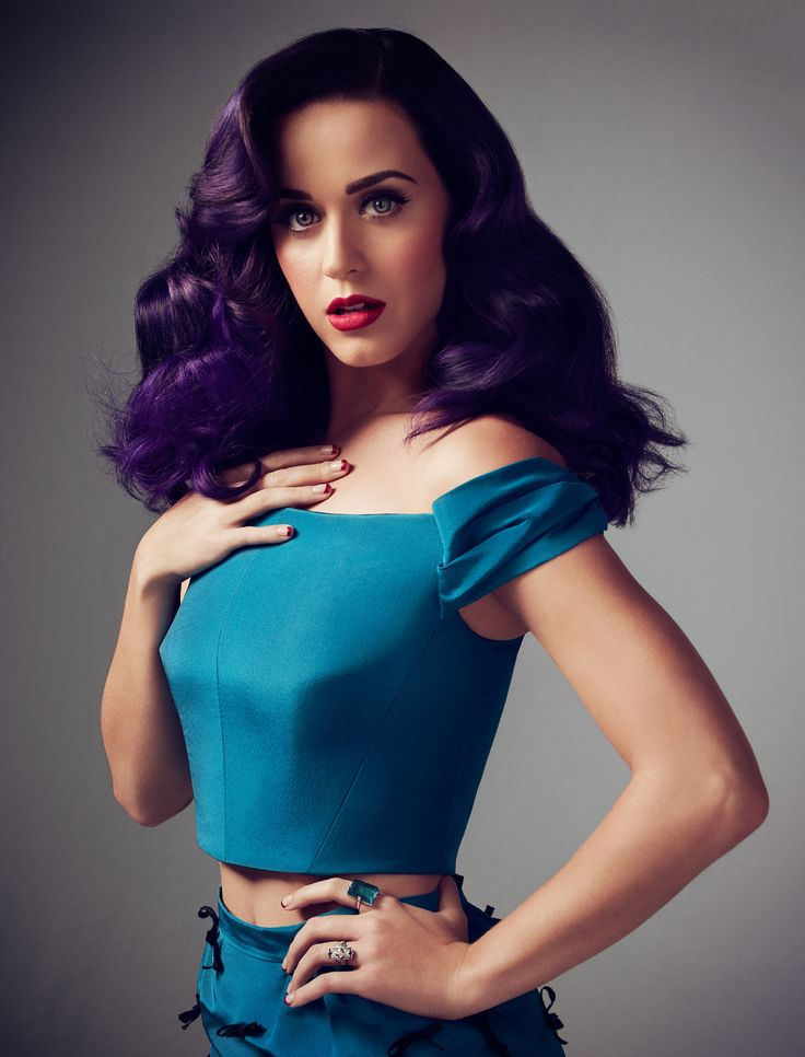 Katy photo shoot for the Hollywood reporter