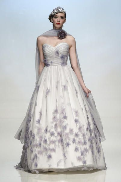 Stephanie Allin, collezione sposa primavera/estate 2014
