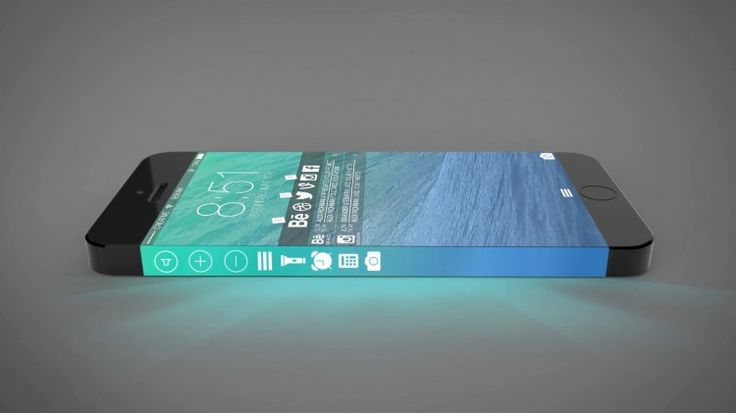 iPhone 6 with Innovative Screen (Conceptual design) Iam Architect