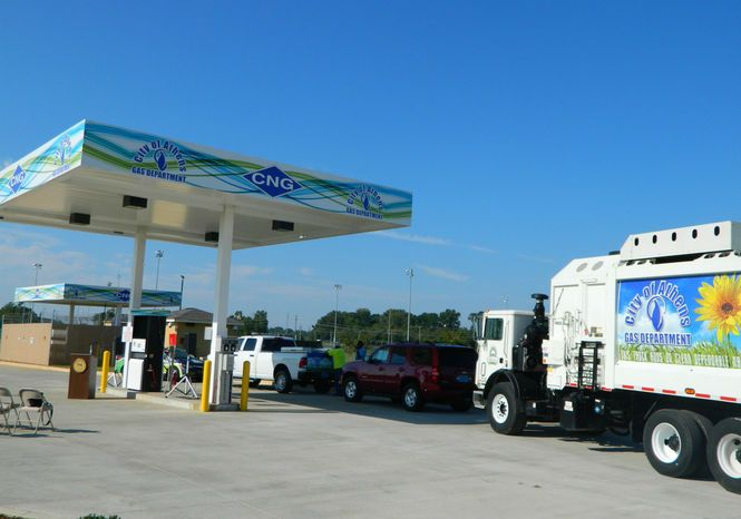 6 Things Athens officials want you to know about new Compressed Natural Gas station.